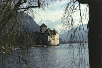 Schloss Chillon am Genfersee (VD) (copyright SGS)
