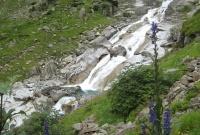 Die Wasserfälle des Rein da Sumvitg (Frontscha) (copyright SGS)