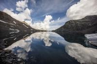 Der frisch getaufte Laghet la Greina auf 2'568 m ü. M. ©SGS, Andrea Badrutt